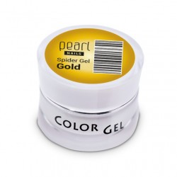 Spider Gel Gold, 5 ml, nailart, décoration, ongles, nails, manucure