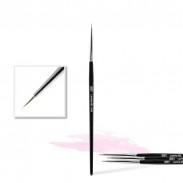 Pinceau Lavinia Nailart SFL 10/0, lignes fines, détails, peinture acrylique, gel UV/LED, Pearl Nails