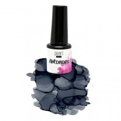 encre aquarelle inkdrops noir