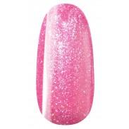 vernis semi-permanent, gel lac 7ml n°505, rose intense pailleté unicorn, Pearl Nails, manucure, ongles