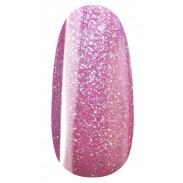 vernis semi-permanent, gel lac 7ml n°506, violet pailleté unicorn, Pearl Nails, manucure, ongles