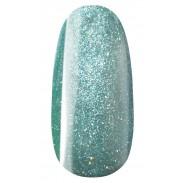 vernis semi-permanent, gel lac 7ml n°508, turquoise pailleté unicorn, Pearl Nails, manucure, ongles