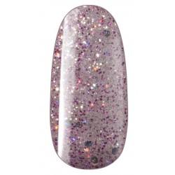 Gel 738 color Special, 5 ml, gel UV/LED, ongles, manucure, gel de couleur, paillettes, pailleté