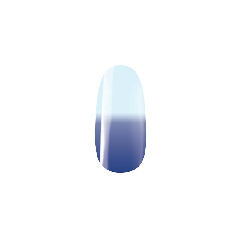 Gel 1271 color Thermo, 5 ml, gel UV/LED, ongles, manucure, gel de couleur, paillettes, pailleté