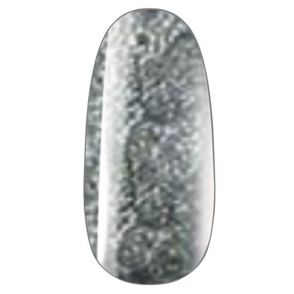 gel 105  vernis semi-permanent  Gel Lac silver glitter, 7ml
