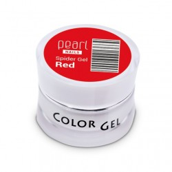 Spider Gel Red, 5 ml, nailart, décoration, ongles, nails, manucure