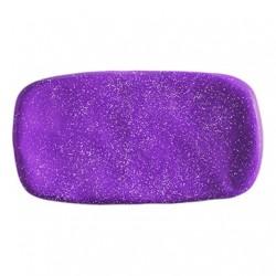 Plastiline Gel Glitter Violet, 5 ml, nailart, décoration, ongles, nails, manucure, 3D