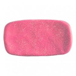 Plastiline Gel Glitter Pink, 5 ml, nailart, décoration, ongles, nails, manucure, 3D