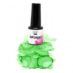 encre aquarelle inkdrops vert