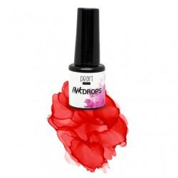 encre aquarelle inkdrops rouge 14