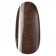 vernis semi-permanent, gel lac 7ml n°318 marron pailletté, Pearl Nails, manucure, ongles