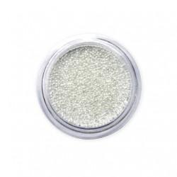 perles caviar argent 3g