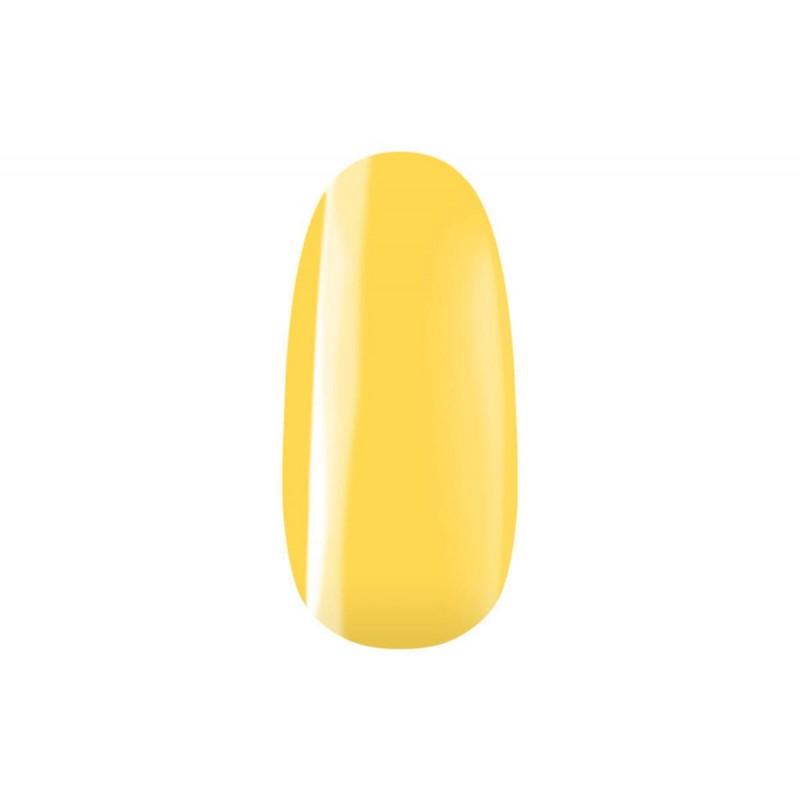 vernis semi-permanent, gel lac 7ml n°327, jaune, Pearl Nails, manucure, ongles
