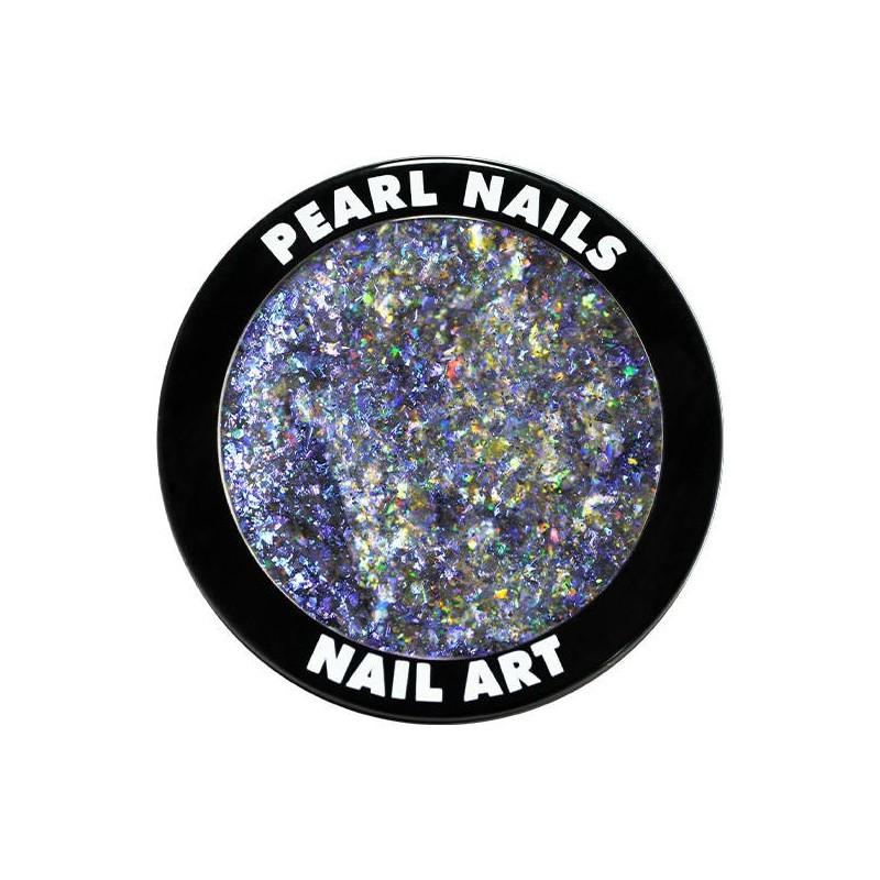 Galaxy metal flakes Blue 0.5gr