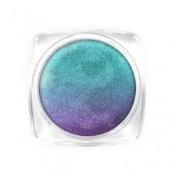 Pigment 5D Galaxy Cat Eye Powder - Purple-green 0.8gr