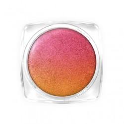 Pigment 5D Galaxy Cat Eye Powder - Gold-rose 0.8gr