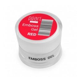 Emboss Gel - Rouge 5ml