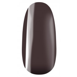 vernis semi-permanent, gel lac 7ml n°394, marron foncé, Pearl Nails, manucure, ongles