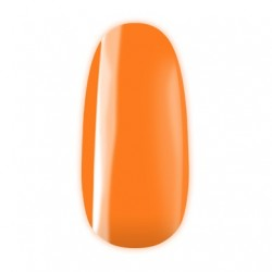 vernis semi-permanent, gel lac 7ml FL22, orange neon, Pearl Nails, manucure, ongles