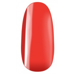 vernis semi-permanent, gel lac 7ml n°204, rouge intense one step, Pearl Nails, manucure, ongles