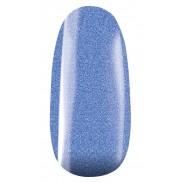 vernis semi-permanent, gel lac 7ml n°637, bleu électrique pailleté one step, Pearl Nails, manucure, ongles