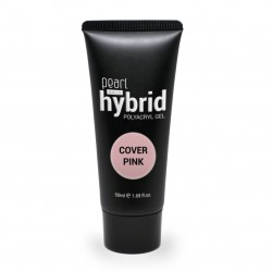 Hybrid PolyAcryl Gel, cover pink 50ml, gel UV, ongles, manucure