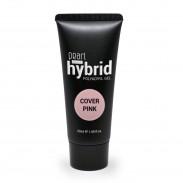 Hybrid PolyAcryl Gel, cover pink 50ml, gel UV, ongles, manucure