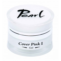 Cover Pink I. 5 ml, 15 ml, 50ml, moyennement dense, gel de camouflage, cover, gel UV/LED, manucure