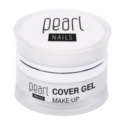 Cover gel Make-up 15 ml, Gel épais, cover, camouflage, gelée, naturel, non auto-égalisant, ongles artistiques, manucures