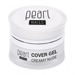 Cover gel Creamy nude, 15 ml